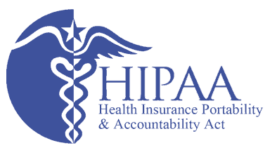 govqa data security HIPAA compliant logo