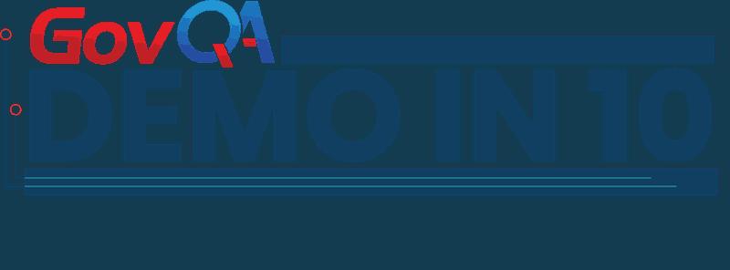 Demo in 10 Logo