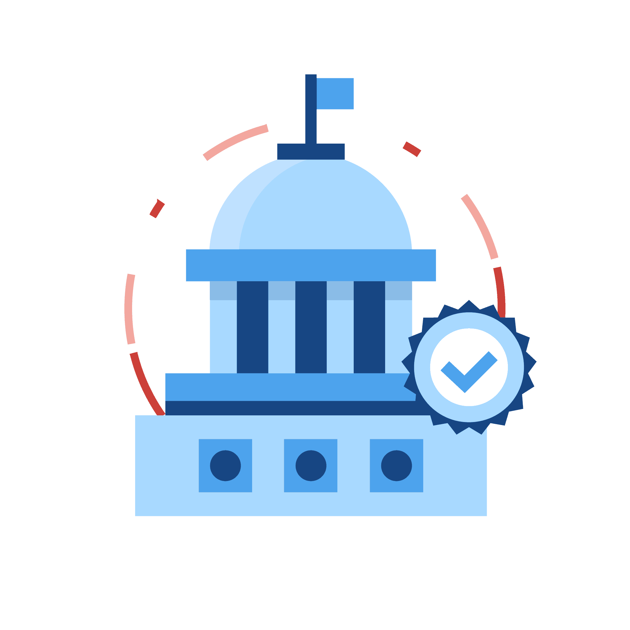 Govqa government workflow management services communications and elected officials product icon