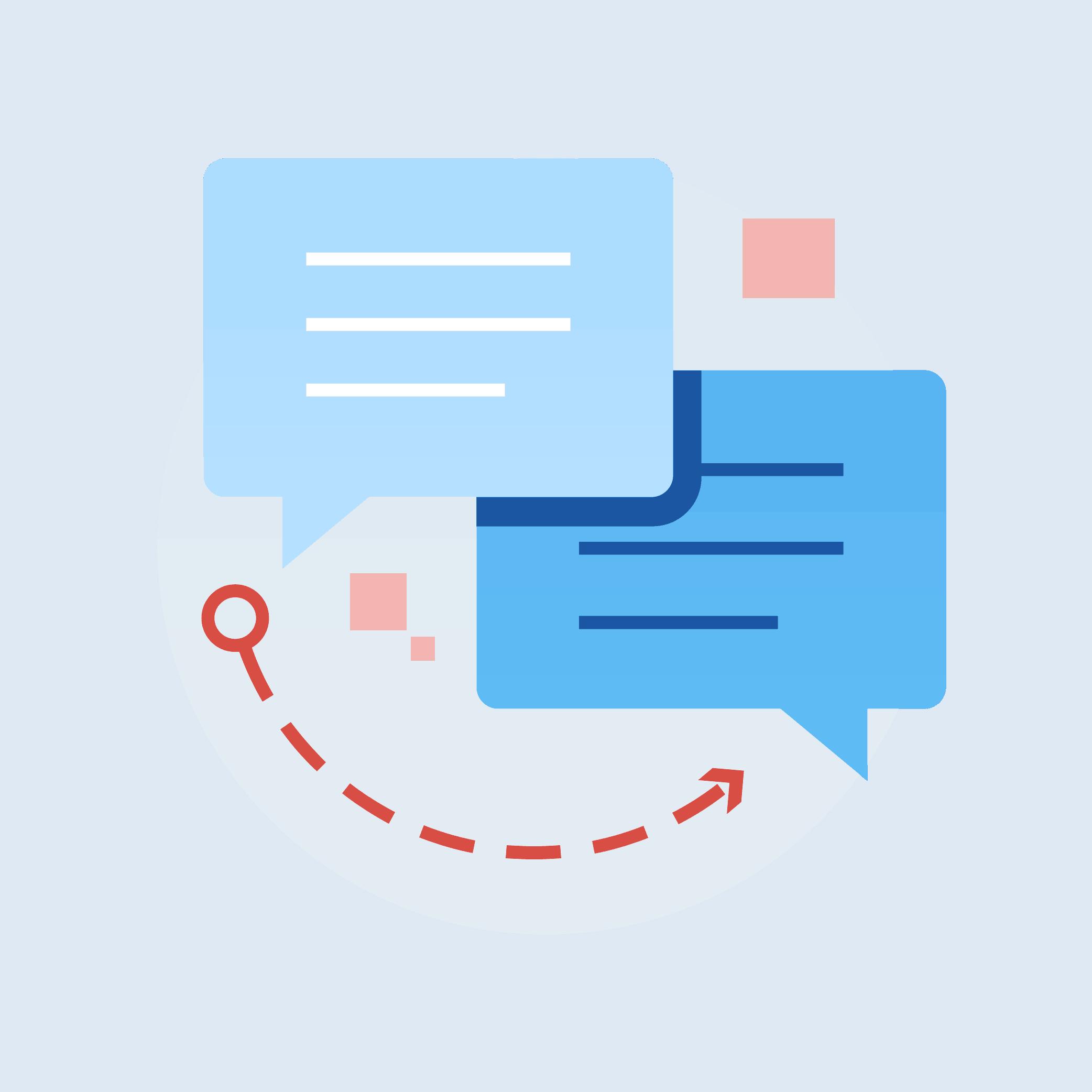 govqa correspondence management solution product icon