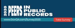 2020 Survey - Peers in Public Records