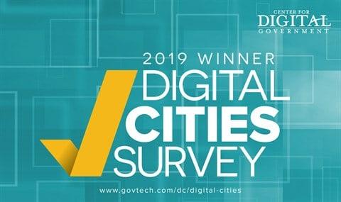 Digital Cities Survey
