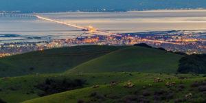 Hayward California Hills