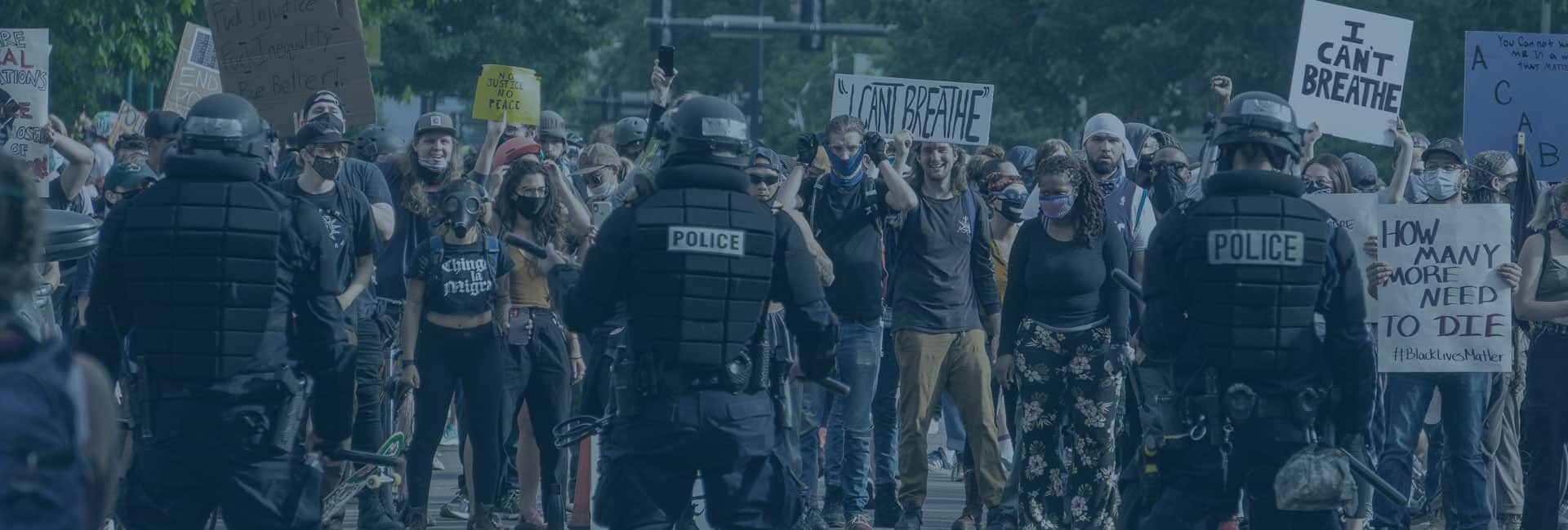 Ongoing Protests Shine Spotlight on Cities' Police Complaint Handling Systems