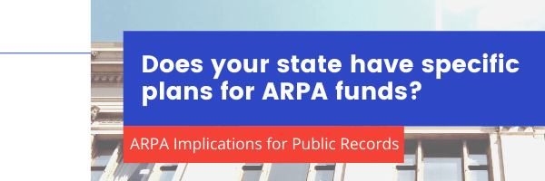 ARPA State Specific Plans
